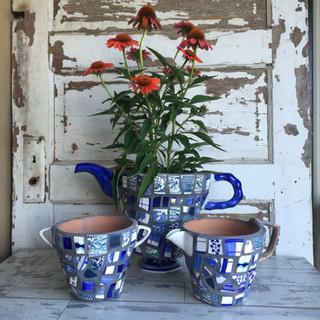 Teapot Flower Pots