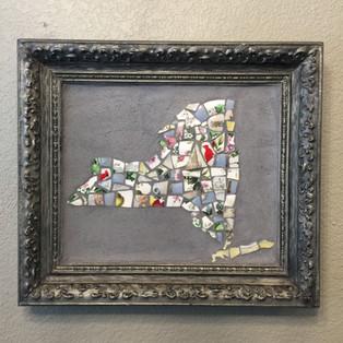 New York State Mosaic