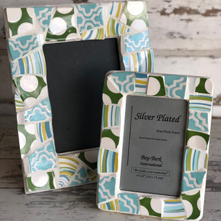 Mosaic Picture Frames