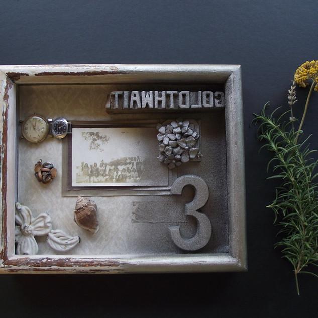 Light Box Collage