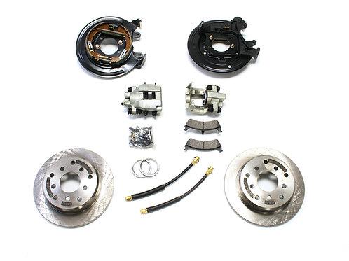 1987-90 YJ & 1984-90 XJ: Rear Disc Brake Conversion Kit