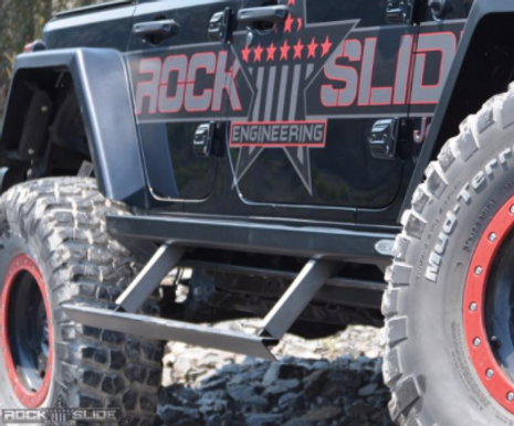 ROCK SLIDE STEP SLIDER | JEEP WRANGLER JL 4DR
