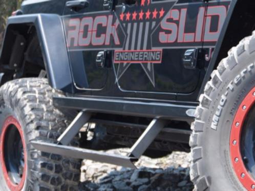 ROCK SLIDE STEP SLIDER | JEEP WRANGLER JL 4DR