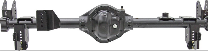 CURRIE 44 | JEEP JK REPLACEMENT REAR HOUSING