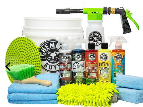Chemical Guys - All Season Arsenal Builder Kit