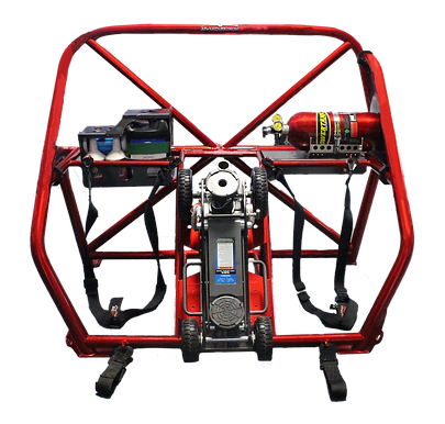 BEST OFF-ROAD ROLL CAGE   FULLY EQUIPED