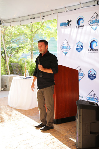 Ranch Pratt - CEO of Indigo Industries