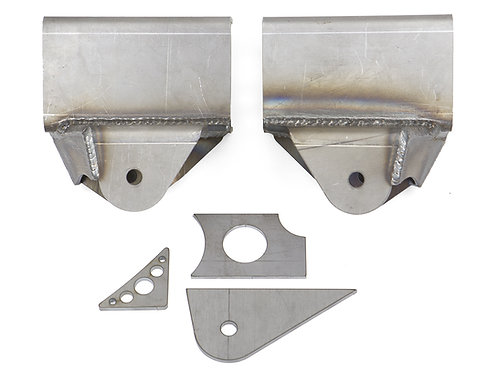 TJ , LJ, YJ, Front 3 Link Control Arm Mounts (Pre-welded)