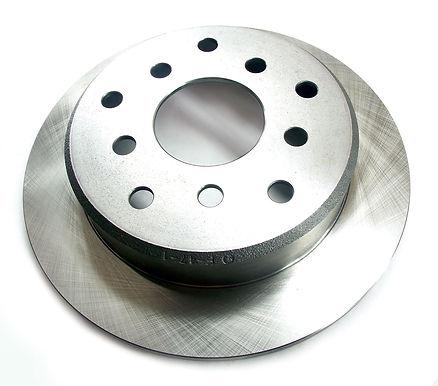 TJ: Solid Brake Rotor – Rear – Each