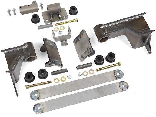 JK LS Engine mounting kit for Elite Suspension