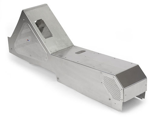 Center Console - BLANK plates