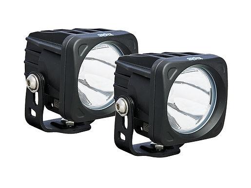 JK, VisionX Optimus LED lights kits w/mounting brackets