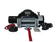 ENGO 9,000 LBS. SR-SERIES WINCH | STEEL CABLE WITH ROLLER FAIRLEAD