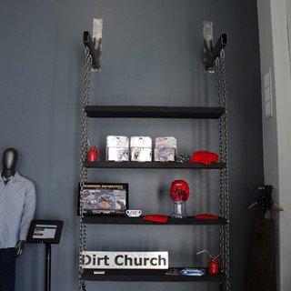 Dirt Church is in Session