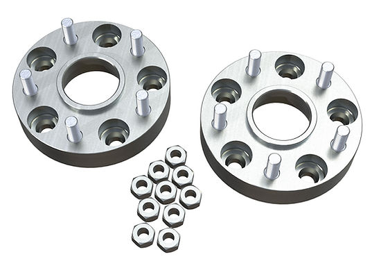 "JK: 1.25"" Wheel Offset Adapter Kit – 5x5"" to 5x5"" – Pair"
