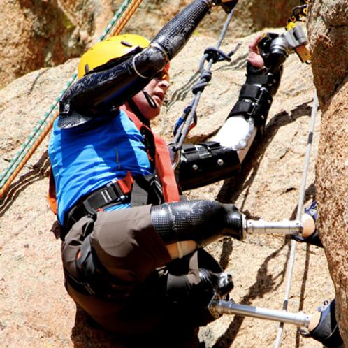 Submerged Rock Climbing (Outdoor & Indoor Option)