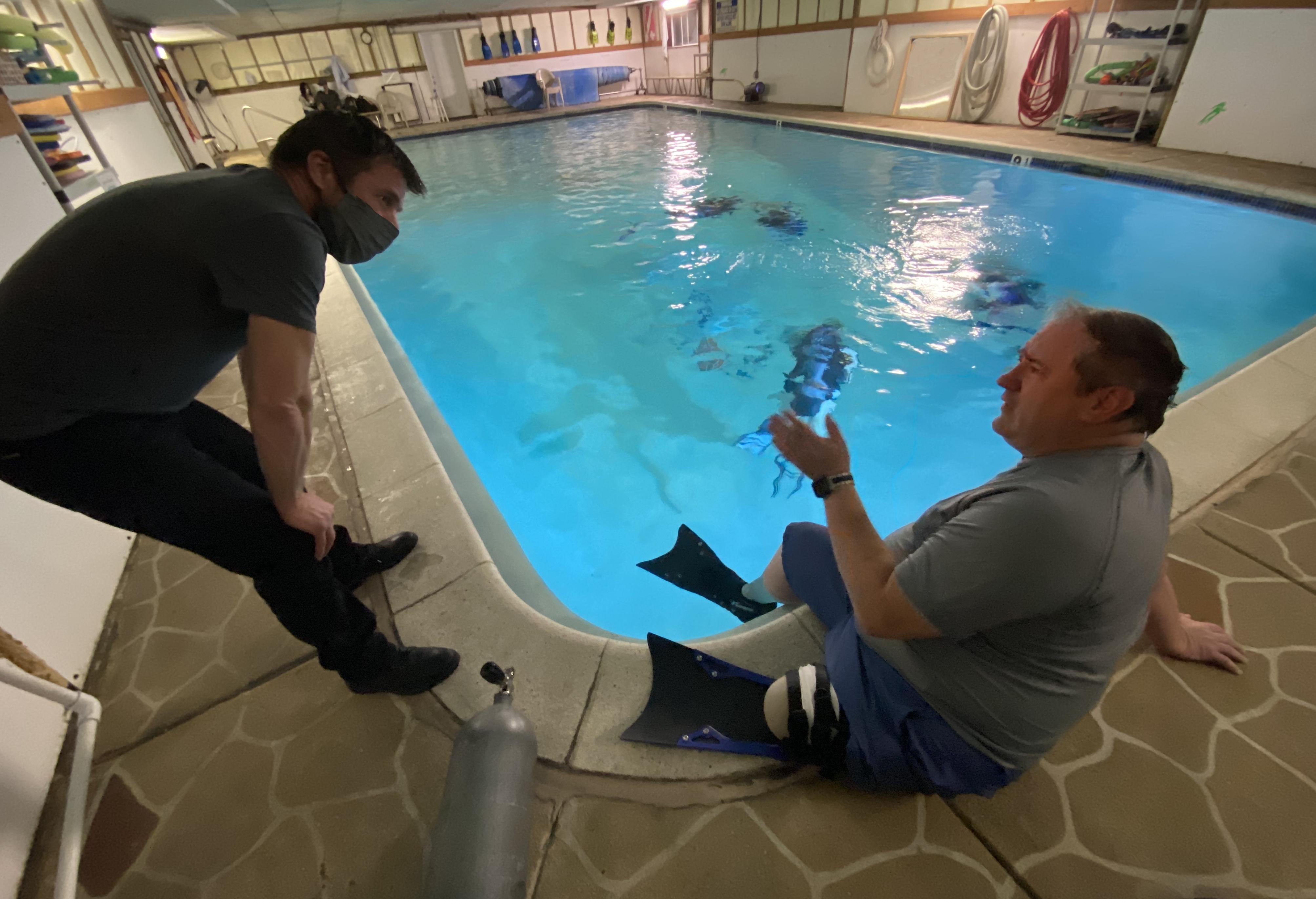 Kelly Adaptive Diver image