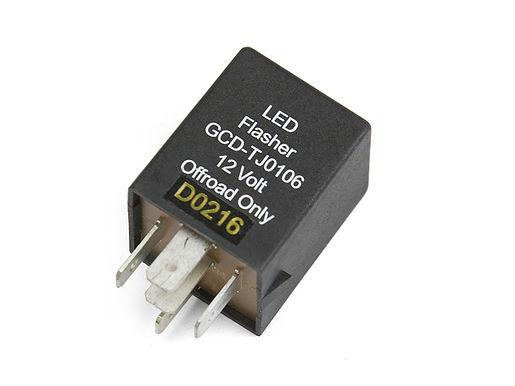 4-Pin Electronic Flasher