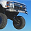 Thumbnail: FIBERWERX BLACK ABS PLASTIC VALANCE