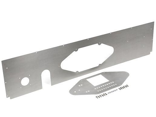 YJ Aluminum Dash
