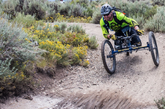 Adaptive Mountain Biking
