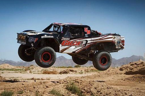 FIBERWERX 2014 FORD F-150 TROPHY TRUCK BODY