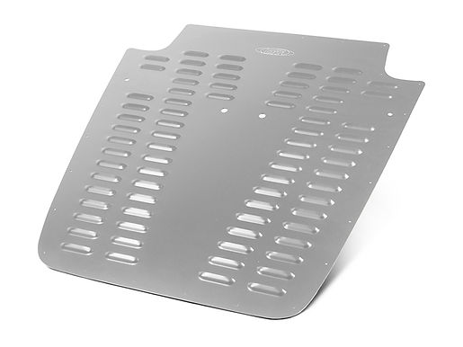 TJ, LJ Whole Hood Louver - SILVER