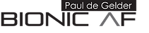Paul de Gelder Bionic AF Fins