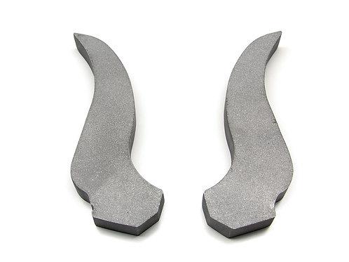 JK: Front Axle Inner Knuckle Gusset Kit – Upper