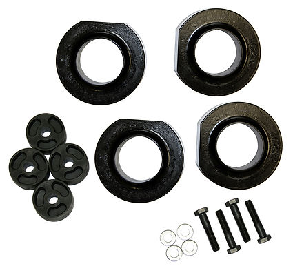 TJ20-H – 2 in - Suspension Lift Kit with Hydro Shocks