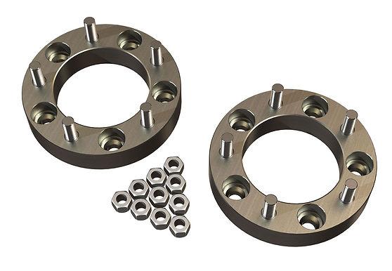 "1.25"" Wheel Offset Adapter Kit – 5x5.5"" to 5x5.5"" – Pair"