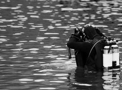 Diver laek black