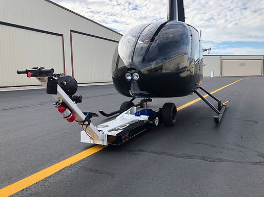 BestTug Robinson Helicopter Tug