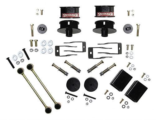 Wrangler JL 4WD (All Models) 2.5 in. Metal Spacer Kit with Shock Extension Brack