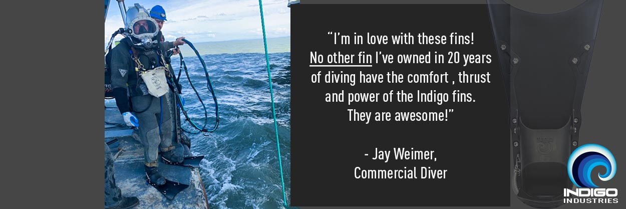 Commecial Diver Review- widescreen