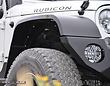 ROCK SLIDE FRONT FENDER FLARES | JEEP WRANGLER JK FULL LENGTH