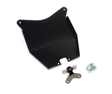TJ 4.0L: HD Transmission Pan Skid Plate Kit