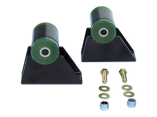 TJ, YJ, LJ (Unlimited) Motor Mount LIFT, 1""