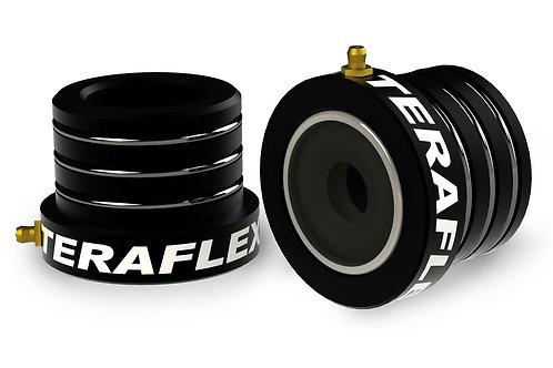 "JK: Tera30/44 High-Performance Front Axle Tube Seal – 0.5"" Wall"