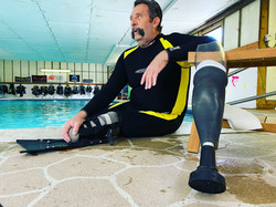 Gary Adpative Diver