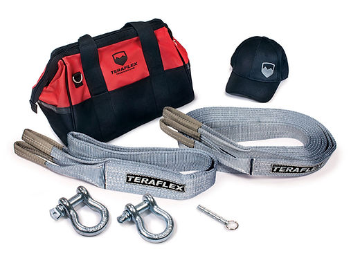 TeraFlex Trail Recovery Kit – Complete