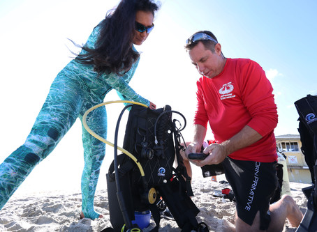 7 Things every diver should do EVERY year.