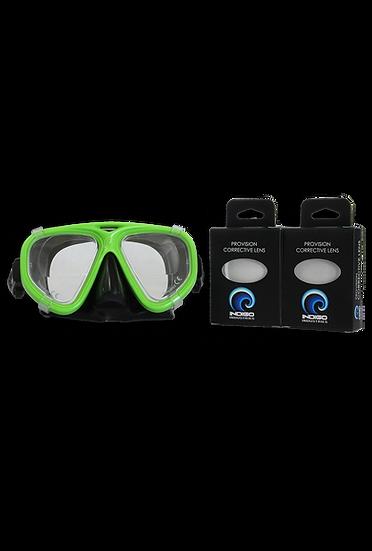 Provision Scuba Mask with corrective lens