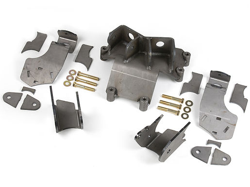 Dynatrac Bracket Kit for Rear axle