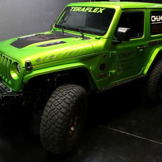 Tera Flex Jeep