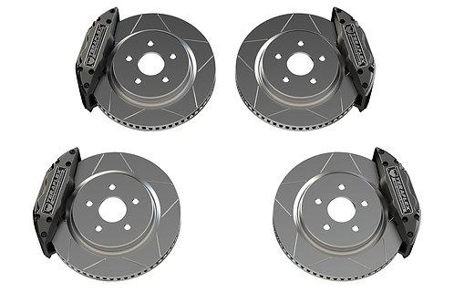 """TeraFlex Delta Brake System (Front & Rear) – 5x5"""""""
