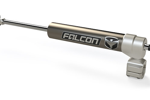 "JK: Falcon Nexus EF 2.1 Steering Stabilizer – 1-5/8"" HD Tie Rod"