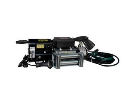 ENGO 10,000 LBS. 12 VOLT | ELECTRIC WINCH WITH PRESSURE WASHER