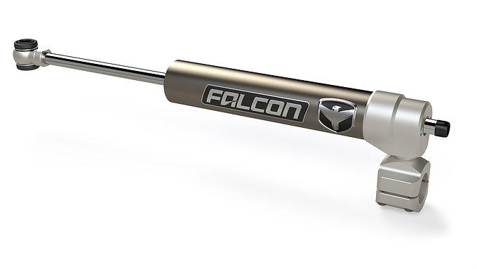 "JK: Falcon Nexus EF 2.1 Steering Stabilizer – 1-3/8"" Stock Tie Rod"