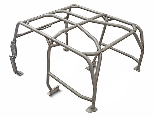 CJ-7 Complete Roll Cage Kit, Weld-in